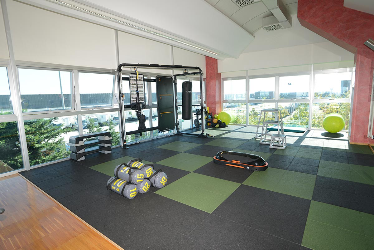 Area Funzionale - Le Palme Wellness